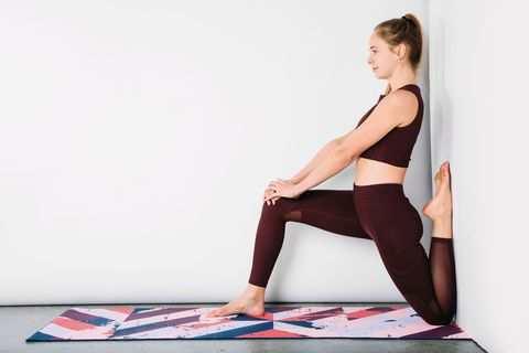 chronic pain yoga pose